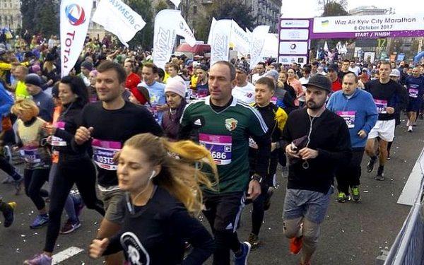 Радість і горе Київського марафону