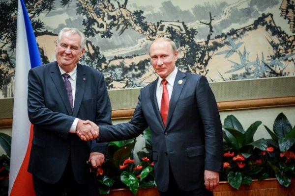 Скандальна заява чеського президента