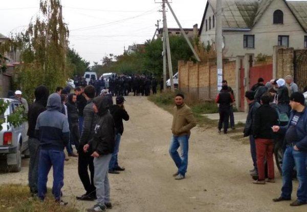 Черговий акт свавілля в окупованому Криму