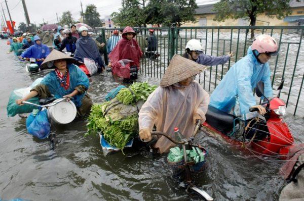 Смертоносна повінь у В'єтнамі