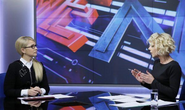 Президентські амбіції Юлії Тимошенко