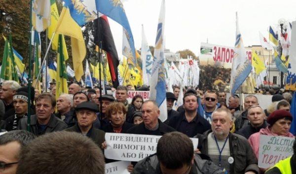 Безпрецедентні заходи безпеки у Києві