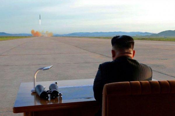 Північна Корея лякає ядерною війною