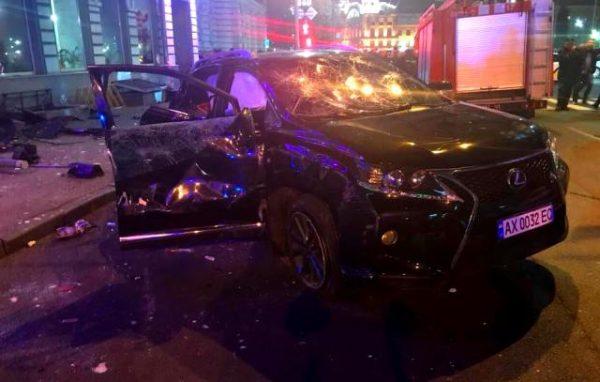 Жахлива аварія у Харкові