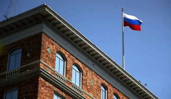 Росія образилася на США через прапори