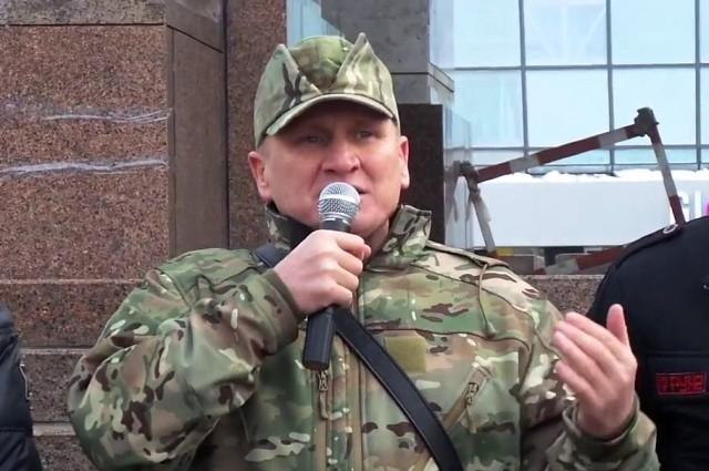 Поліція затримала командира батальйону ОУН