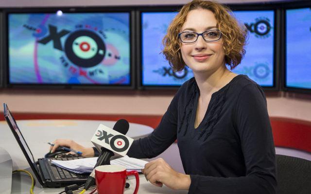 Поранено журналістку радіо «Ехо Москви»
