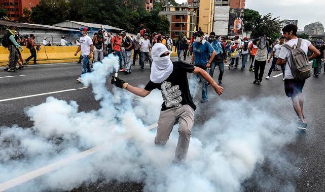 Тріщина у лавах венесуельської опозиції