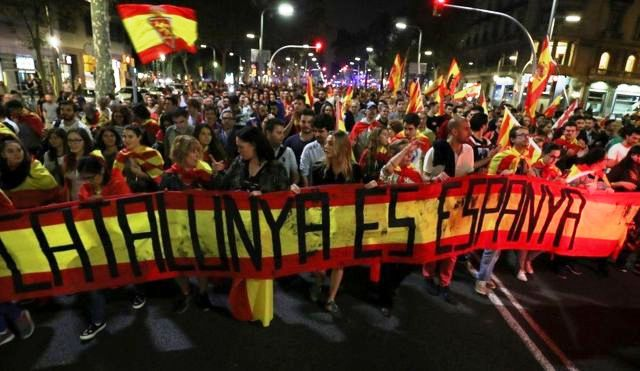 Канада висловилася за єдність Іспанії