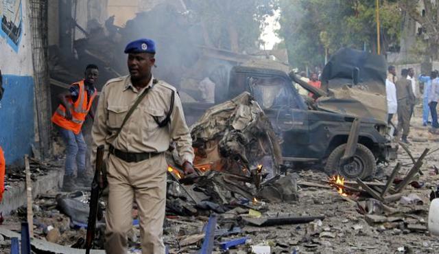 Подвійний теракт у Сомалі