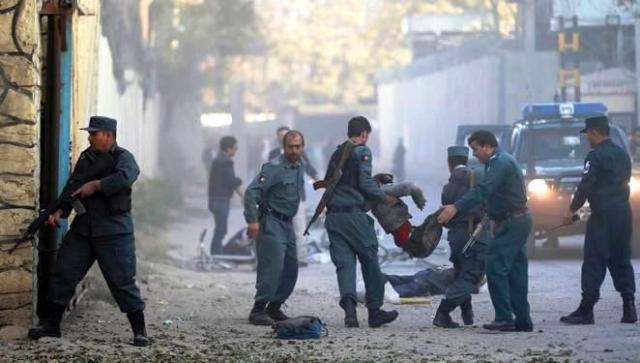 Підліток-смертник вчинив теракт у Кабулі