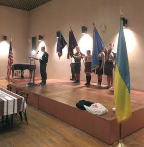 Українська метрополія Нью-Йорку гідно відзначила 75-ліття УПА