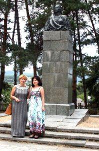 Сонячна Грузія: російське військо обіч села