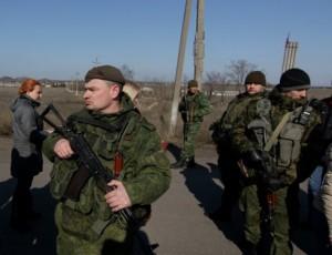 Терористи переодягаються в українські однострої