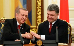 Президент Туреччини офіційно погостював у Києві
