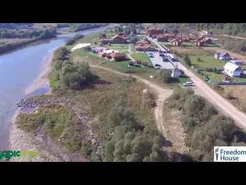 Поблизу річки Бистриця незаконно видобували гравій