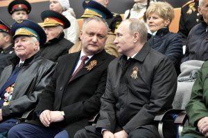 Проросійського президента Молдови визнали тимчасово недієздатним