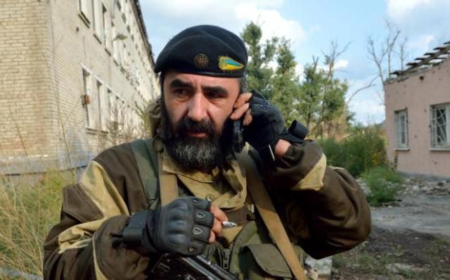 Доброволець з Грузії загинув за волю України
