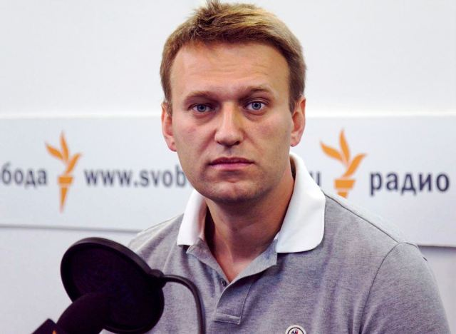 Опозиціонер хоче судитися з Володимиром Путіним