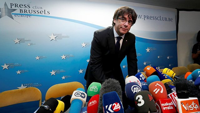 Недавній очільник Каталонії ігнорує виклик до суду