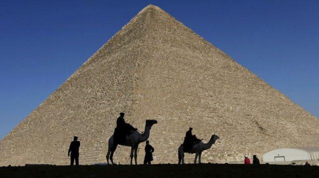 Невідома кімната піраміди Хеопса