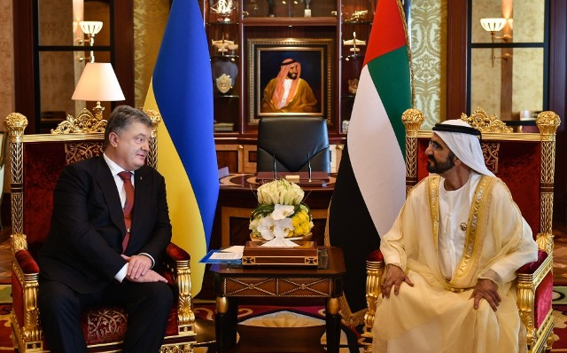 Новий імпульс українсько-еміратської співпраці