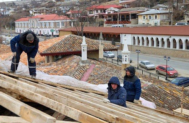 Окупанти нищать пам'ятку архітектури у Криму