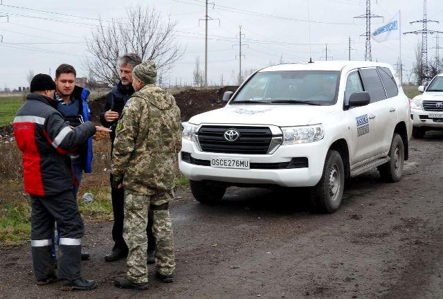 Відновлення цивільної інфраструктури Донбасу