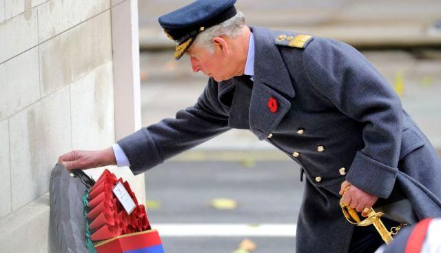 Британці вшанували пам'ять полеглих