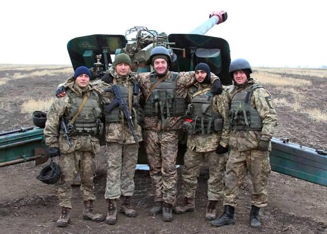 Українські артилеристи тримають порох сухим