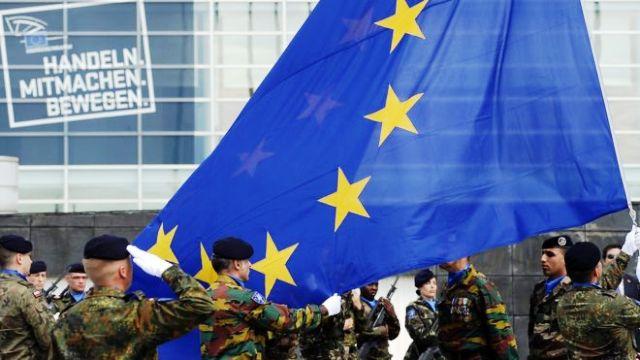 Перший крок до створення «Євроармії»