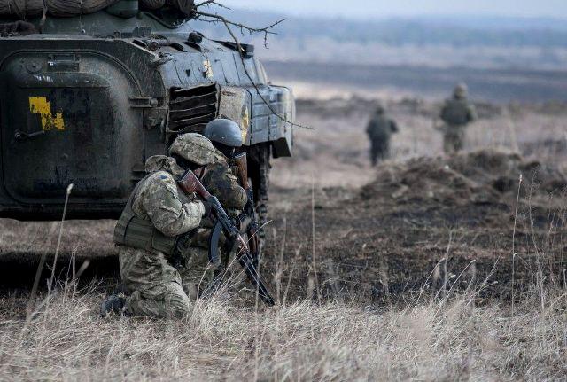 Загострення на Луганському напрямку