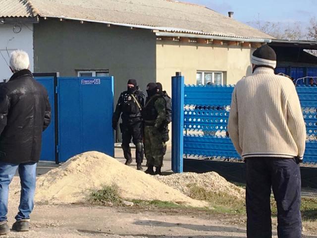 Черговий акт свавілля окупантів у Криму