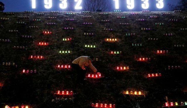 У США вшанували пам'ять жертв Голодомору