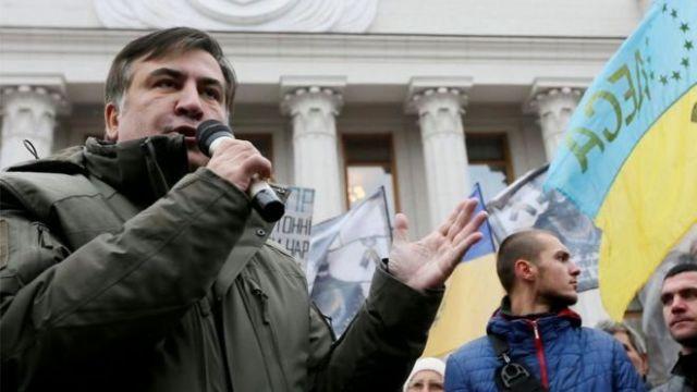 Екс-президент Грузії стане прем'єром України?