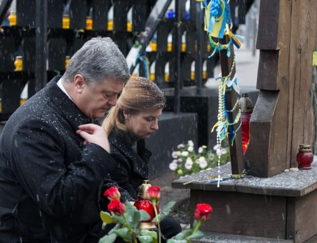 Україна відзначає День Гідності і Свободи