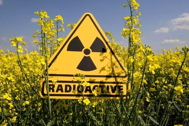 Радіаційне забруднення російського походження
