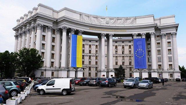 Українська дипломатія шанує принцип взаємності