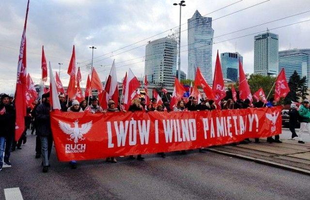 У Польщі визнали факт пропагування фашизму