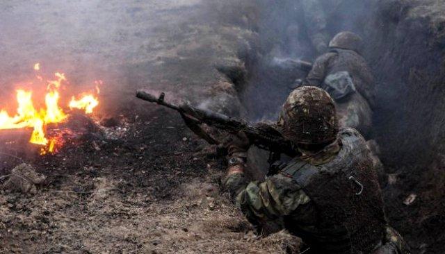 Восьмигодинний бій на Луганщині