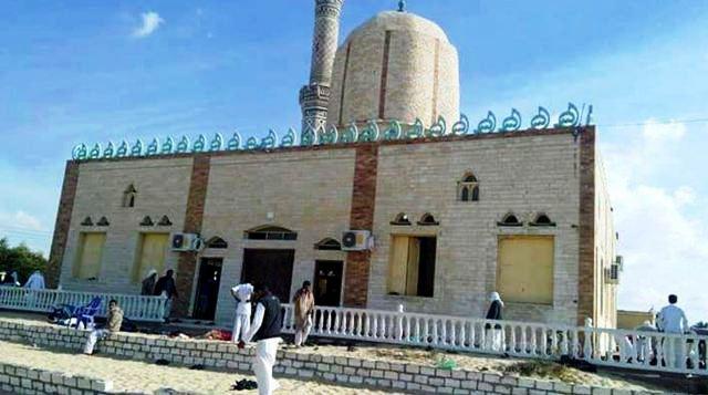 Жахливий теракт у Єгипті