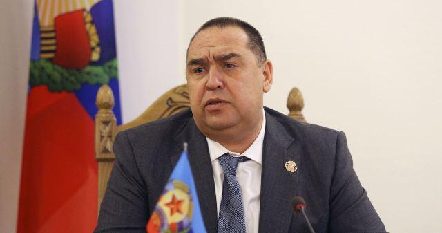Ватажок так званої «ЛНР» у відставку втік