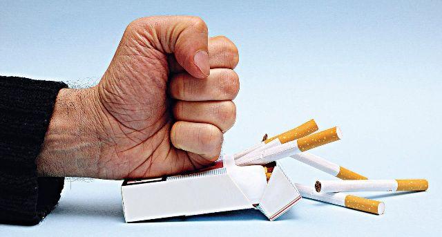 Українці почнуть менше палити