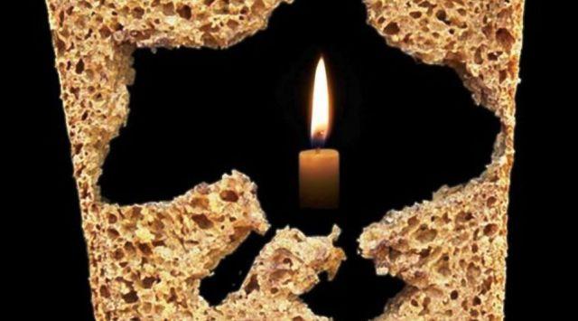 Україна вшановує пам'ять жертв Голодоморів