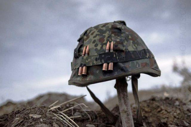 Загинули два українських бійці