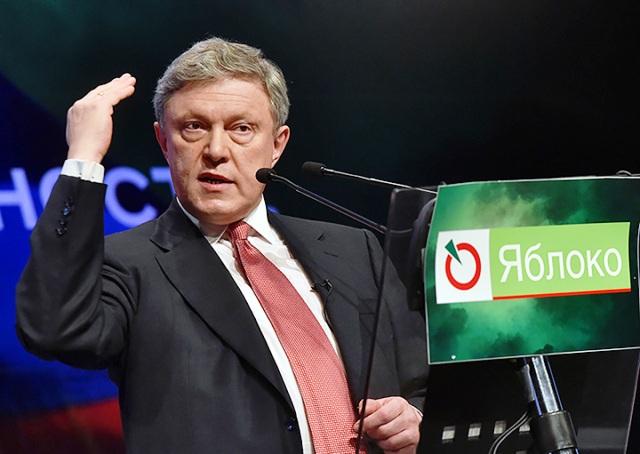 Григорій Явлінський проти антиукраїнської брехні