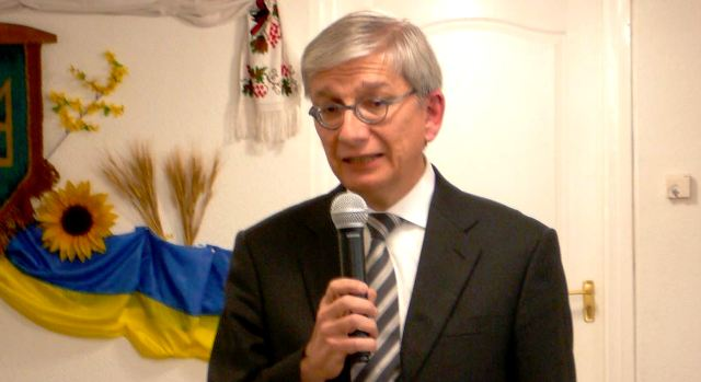 Євген Чолій відстоює інтереси України