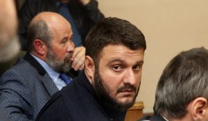 Синові міністра пред'явили обвинувачення в розтраті державних коштів