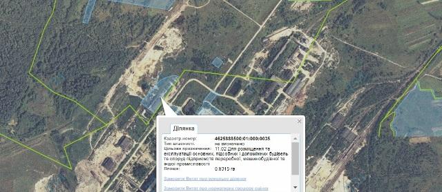 Синютка дозволив забудувати частину території Яворівської «Сірки»