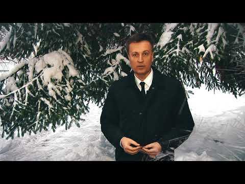 Валентин Наливайченко привітав українців з Новим Роком та Різдвом